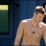 Big Brother 13 Jeff Schroeder bare chest