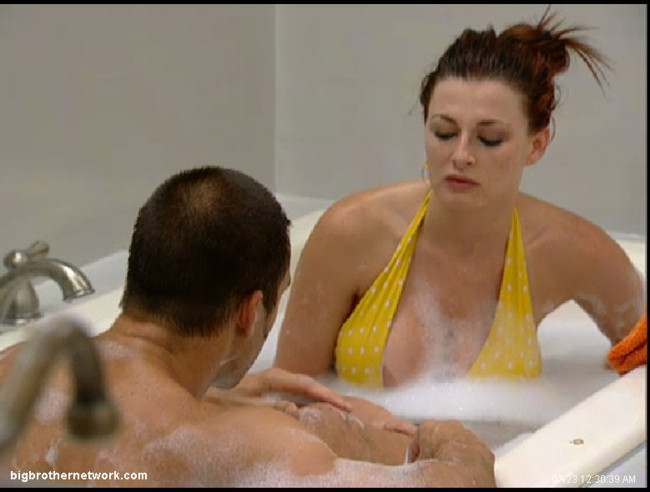 Big Brother 13 Nude: Rachel Reilly Nip Slip » Big Brother 13 Nude