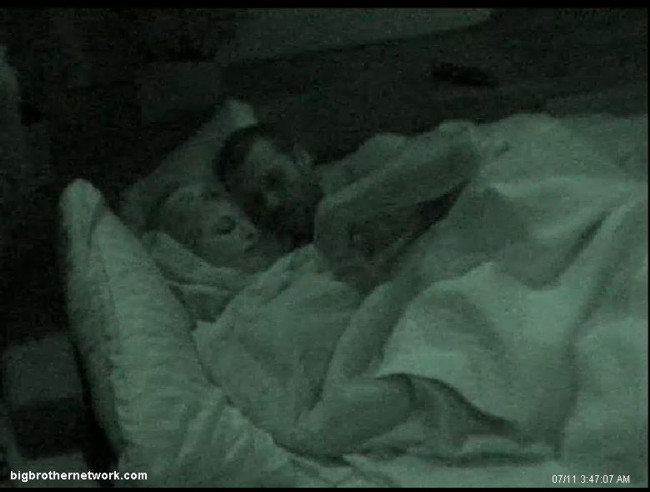 Big Brother 13 Sex Rachel Brendon