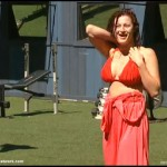 Big Brother 13 Nude Rachel Reilly topless