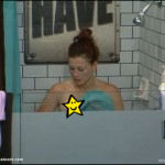 Big Brother 13 nude: Rachel Reilly topless