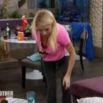 Big Brother 14 - Britney Haynes nip slip